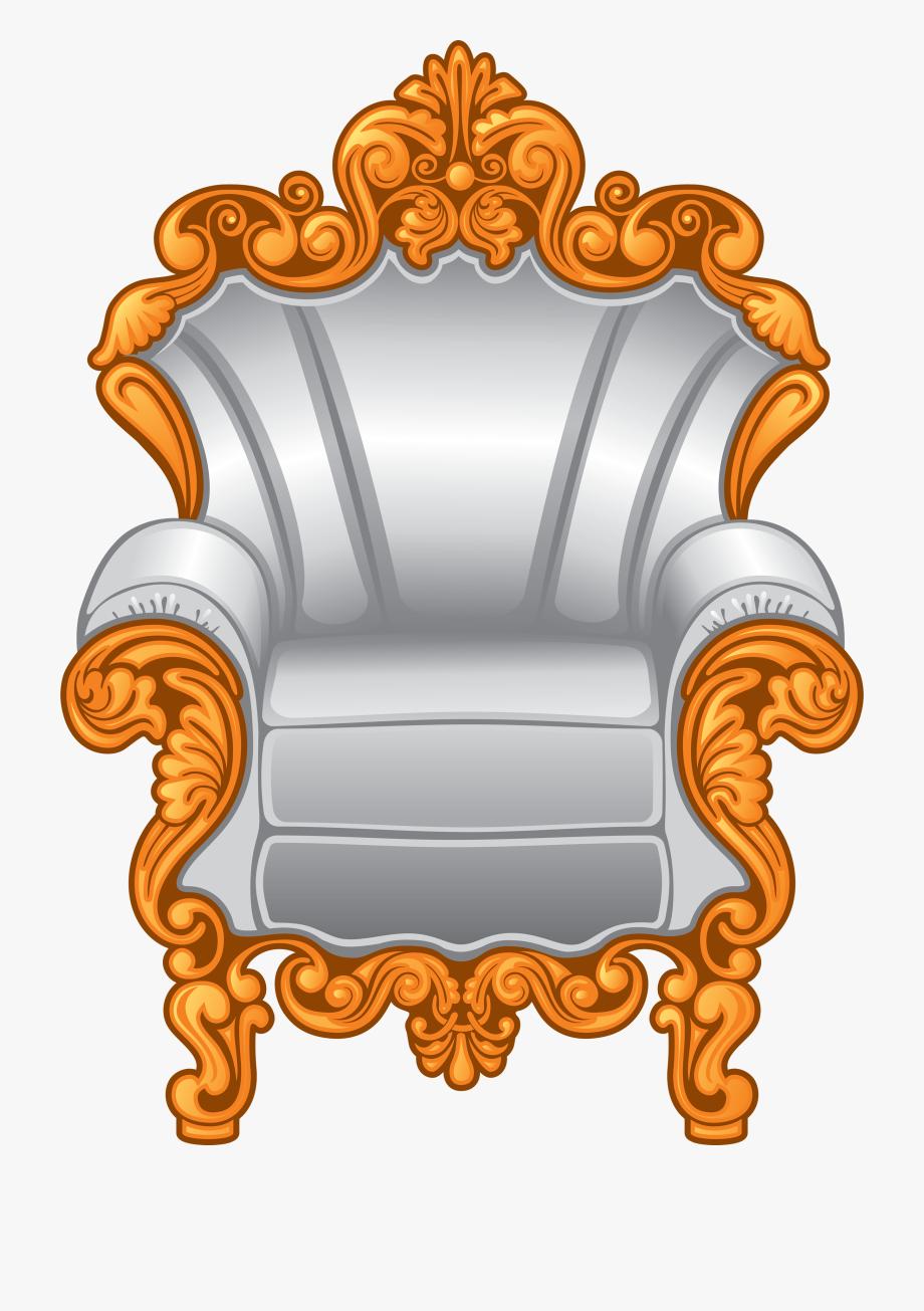 Clipart chair princess, Clipart chair princess Transparent.
