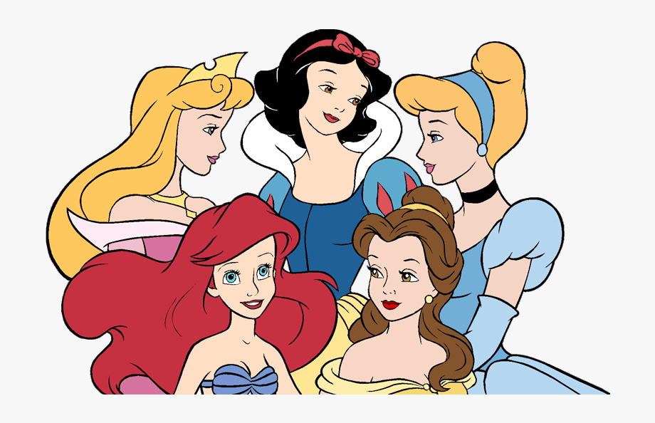 Top 89 Princesses Clip Art.
