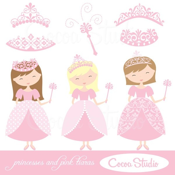 Free Princess Clipart & Princess Clip Art Images.