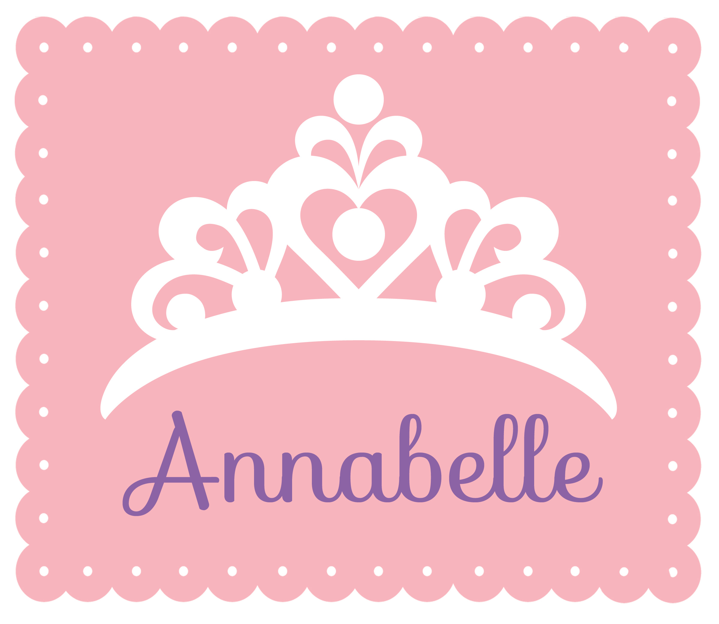 princess crown clipart vector #6