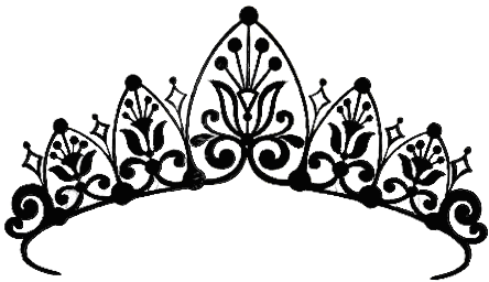 Princess Crown Vector.
