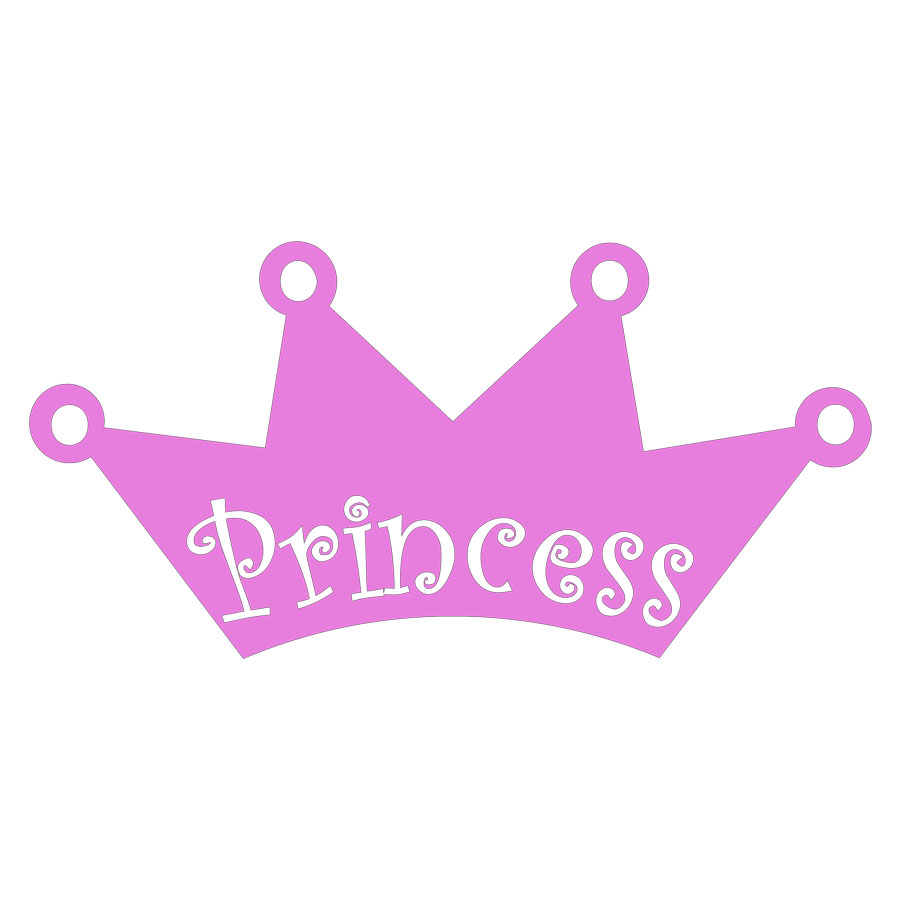 Princess crown clipart 4 » Clipart Station.