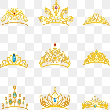 Princess Crown PNG Images.