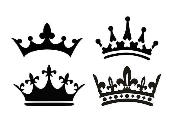 Crowns Silhouette at GetDrawings.com.