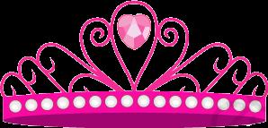 Cartoon Princess Crown Vector Material, Crown Clipart.