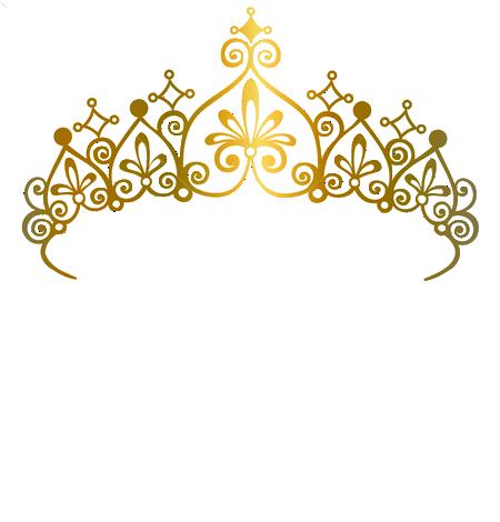 Princess Crown Vector.