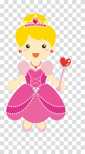 Royal Princess Doll PNG clipart images free download.