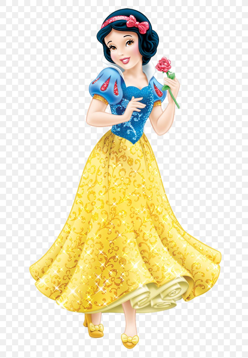 Snow White And The Seven Dwarfs Evil Queen Magic Mirror, PNG.