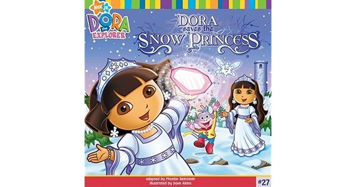 Dora Saves the Snow Princess by Dave Aikins.