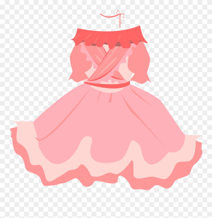 Dress Pink Princess Transprent Png Free Download Clipart.