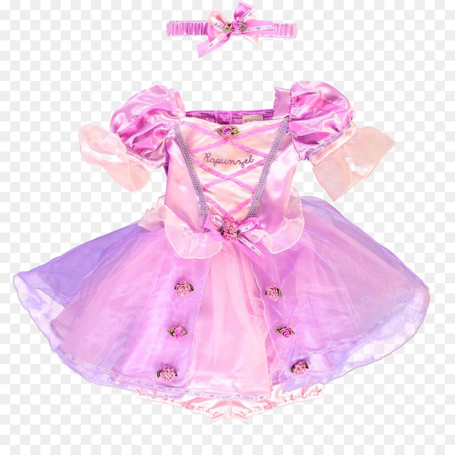 Rapunzel Disney Princess Dress Costume G #362835.