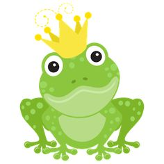 Princess And The Frog Clipart.