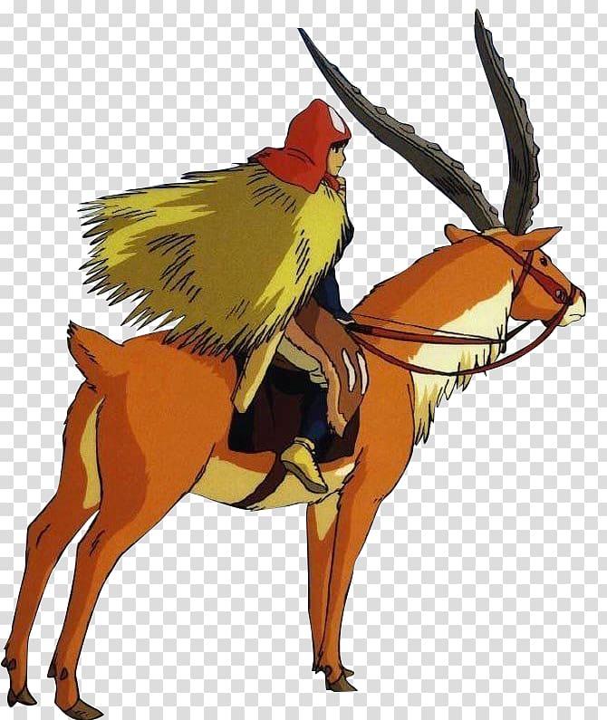 Ghibli Museum Ashitaka Studio Ghibli Character Art of.