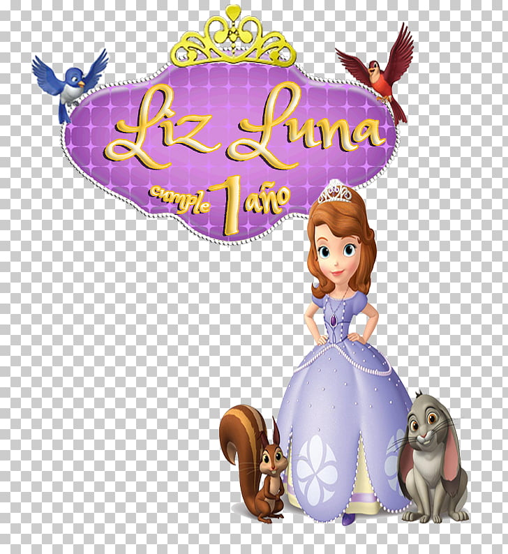 Drawing Disney Princess Party Birthday, sofia the first.