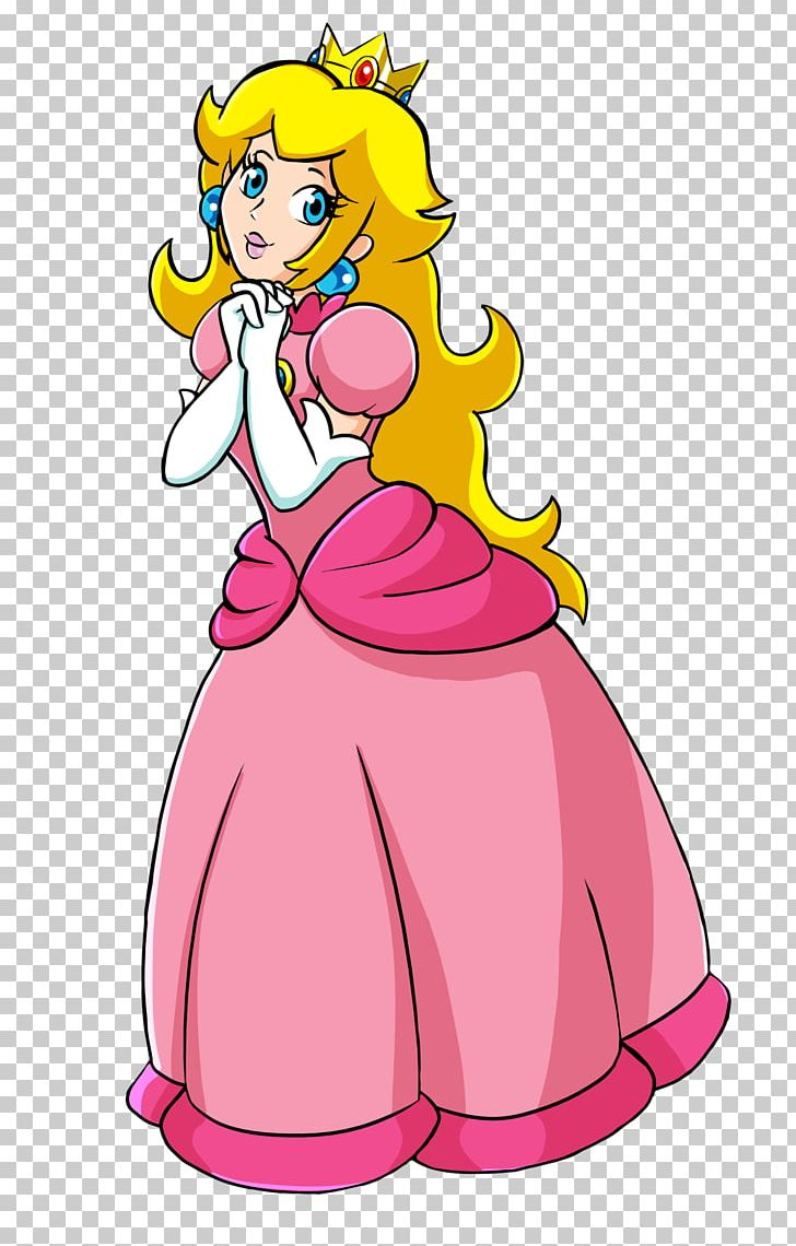 Super Mario Bros. Mario Party 9 Super Princess Peach PNG.