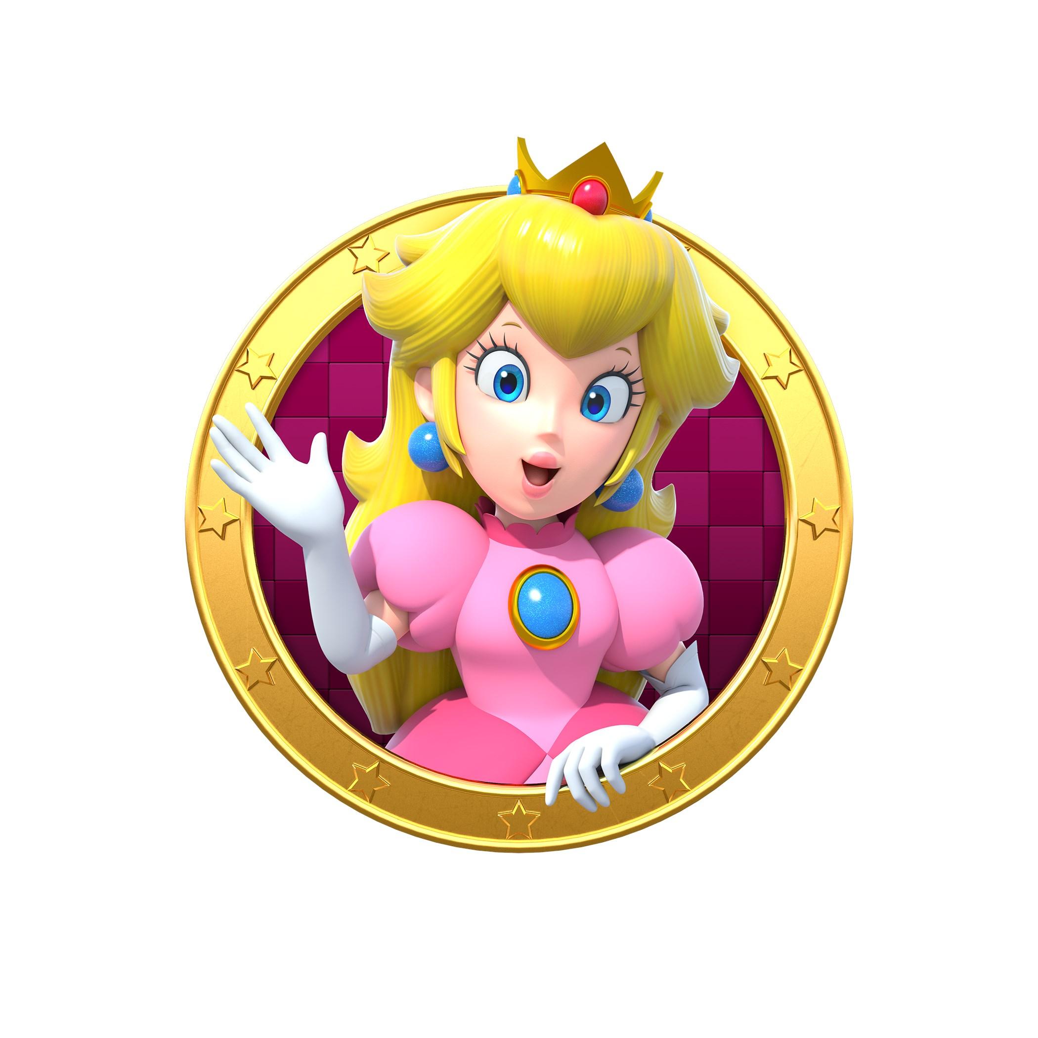 Peach Logo.