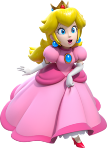 Princess Peach.