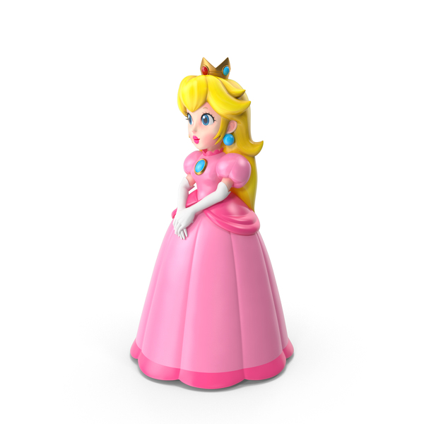 Princess Peach PNG Images & PSDs for Download.