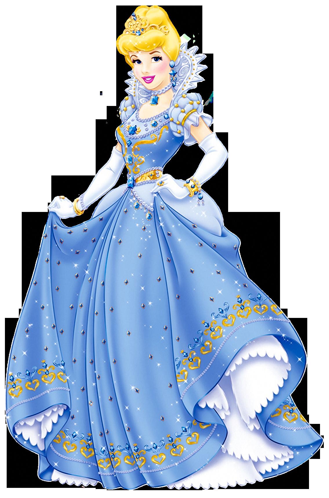 Transparent Princess PNG Clipart.