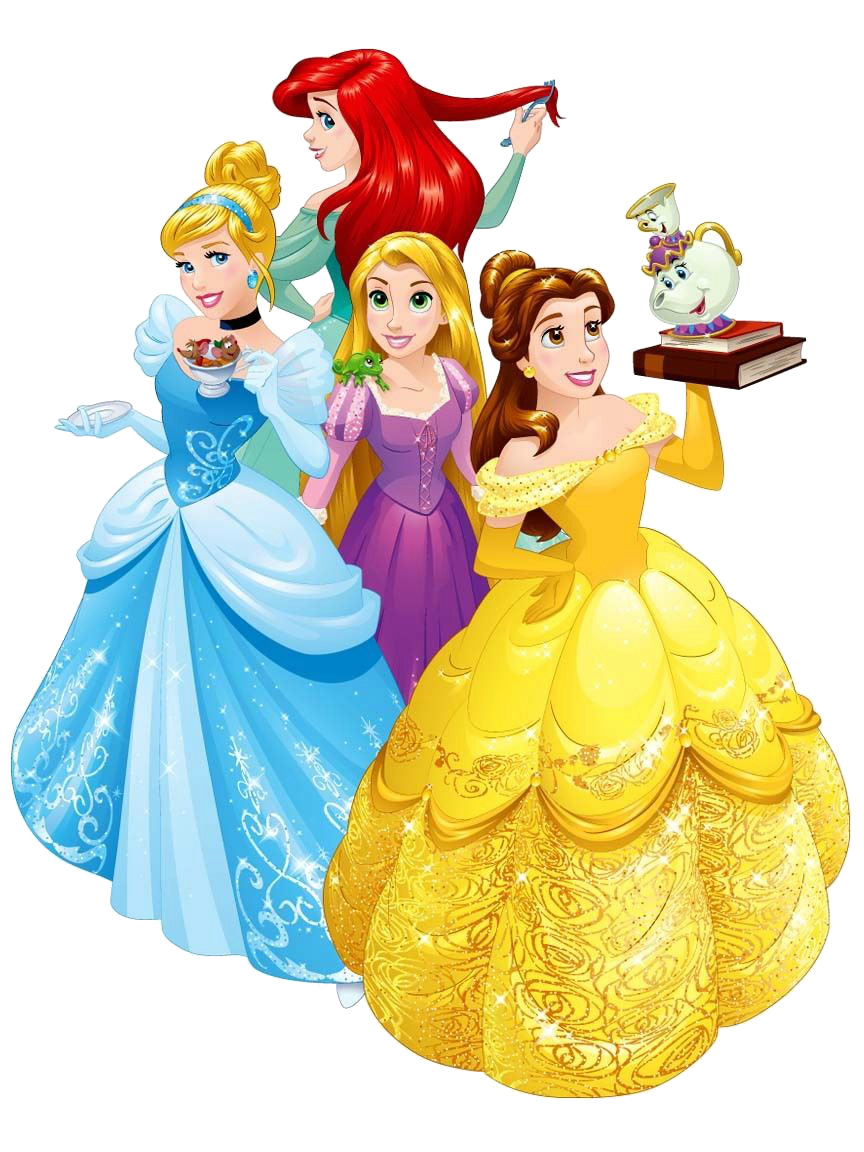 Disney Princesses PNG Transparent Disney Princesses.PNG.