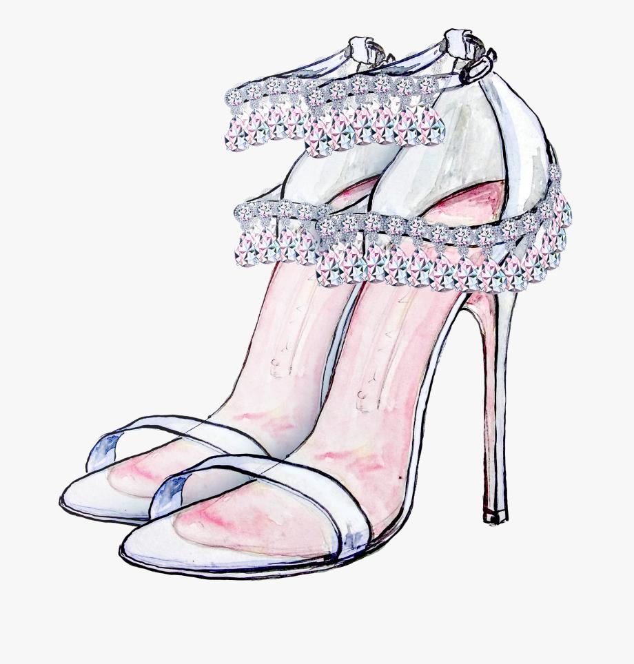 Clipart Shoes Princess.