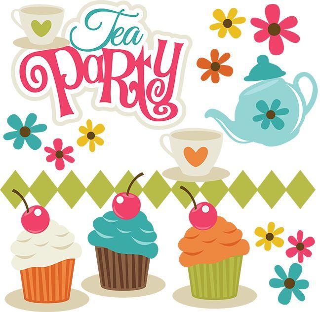 Princess tea party clipart 3 » Clipart Station.