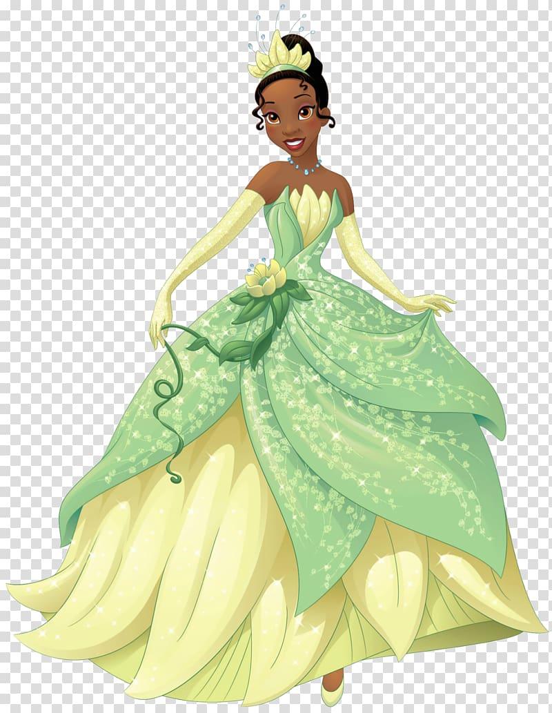 Disney Princess Tiana illustration, Fa Mulan Belle Ariel.