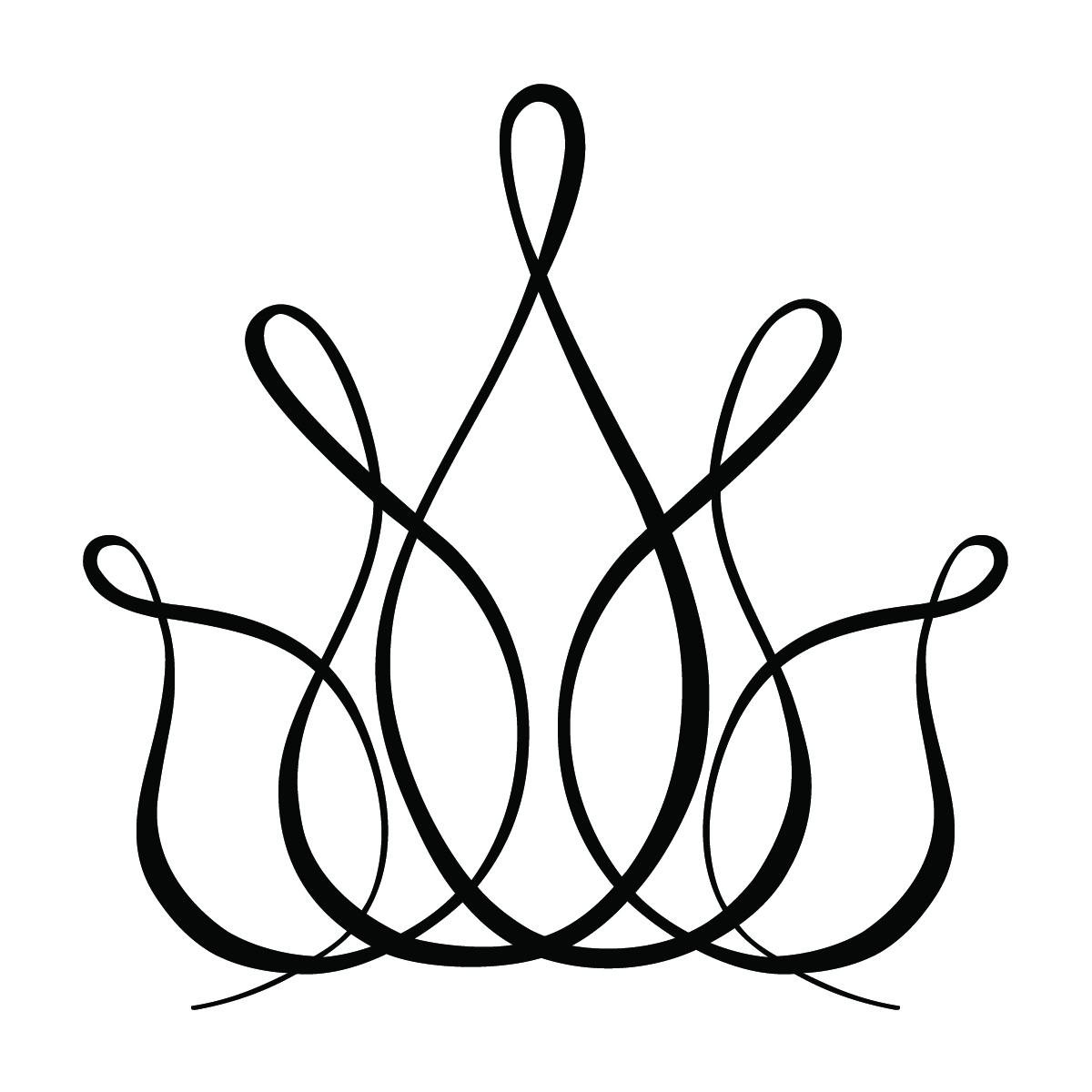 Princess Crown Black And White.