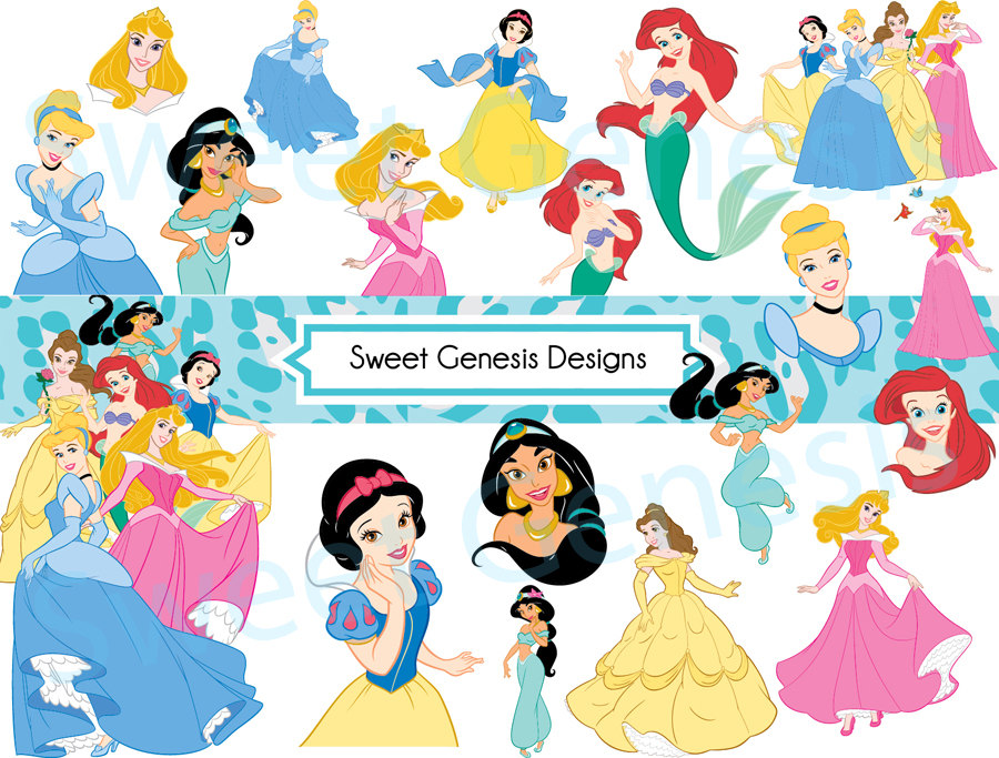 Popular items for princess vector on Etsy.