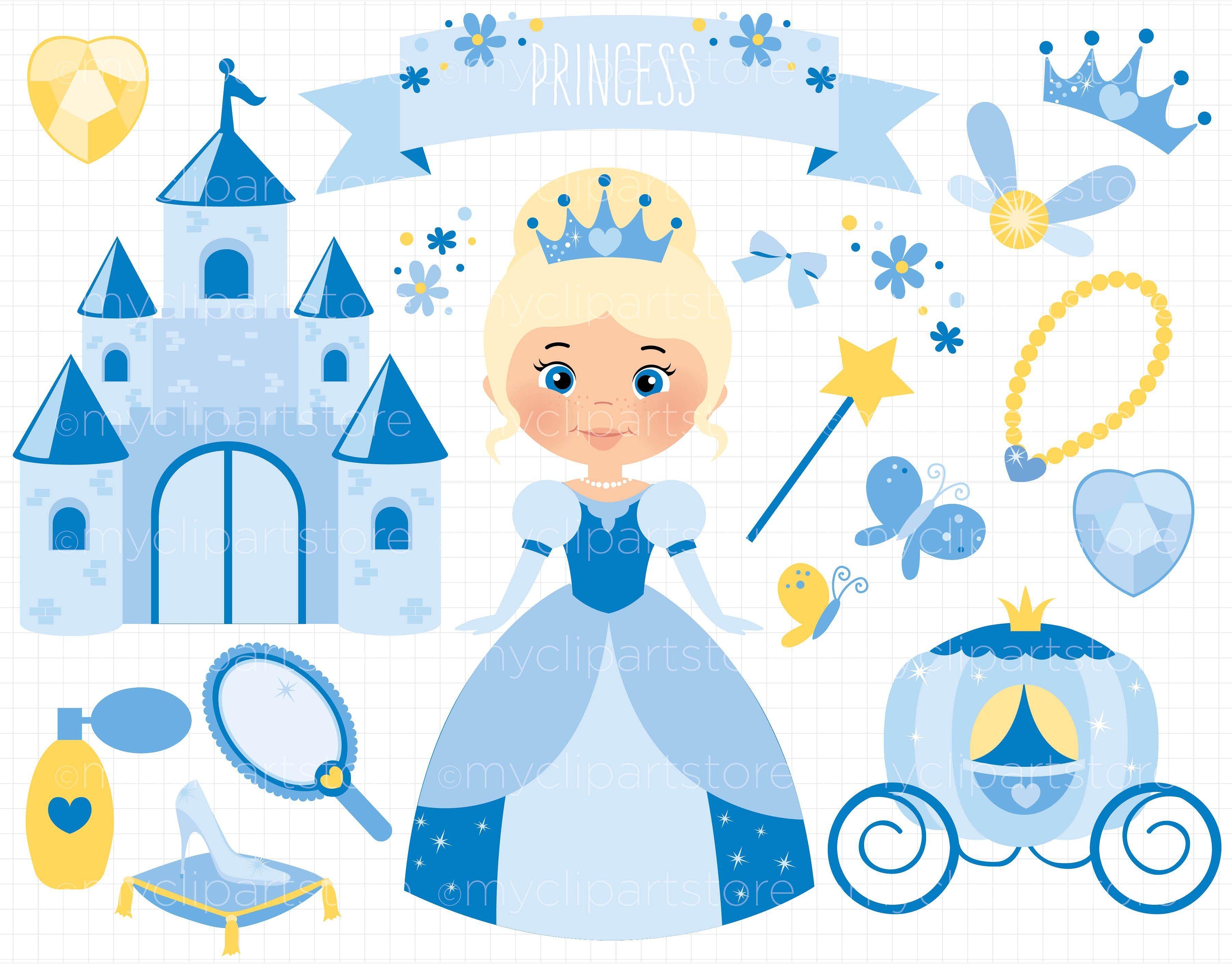 Blue Princess.