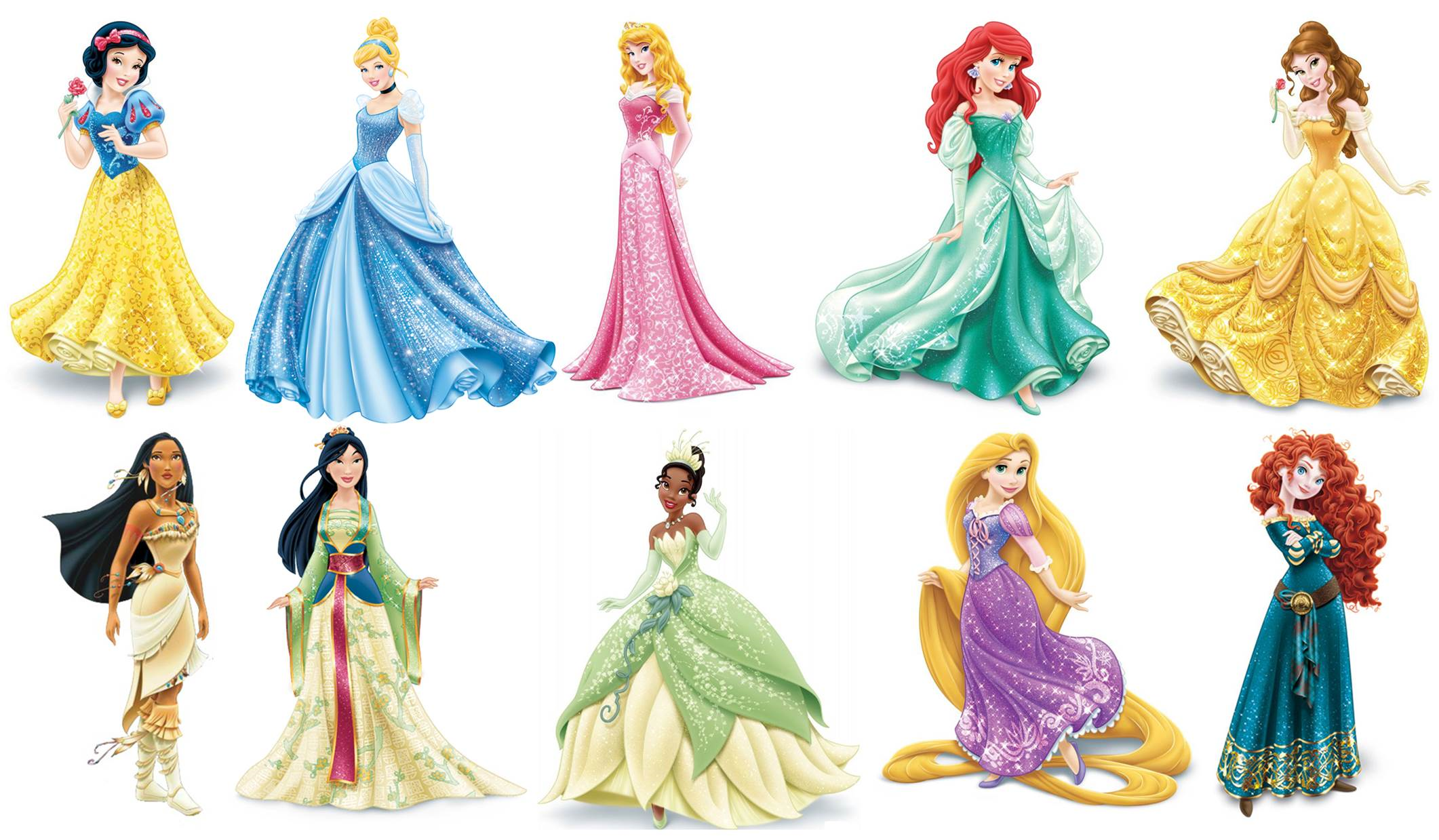 Disney Princess Clip Art & Disney Princess Clip Art Clip Art.