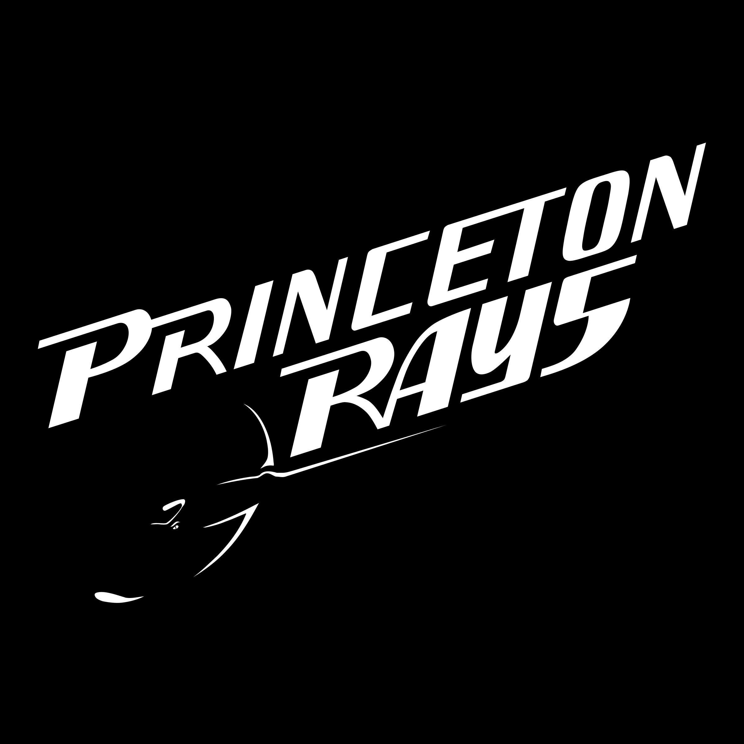 Princeton Devil Rays Logo PNG Transparent & SVG Vector.
