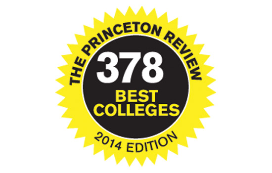 Princeton Review names RIT among best colleges.