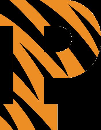 Tigers, Princeton University (Princeton, New Jersey) Div I, 1st.