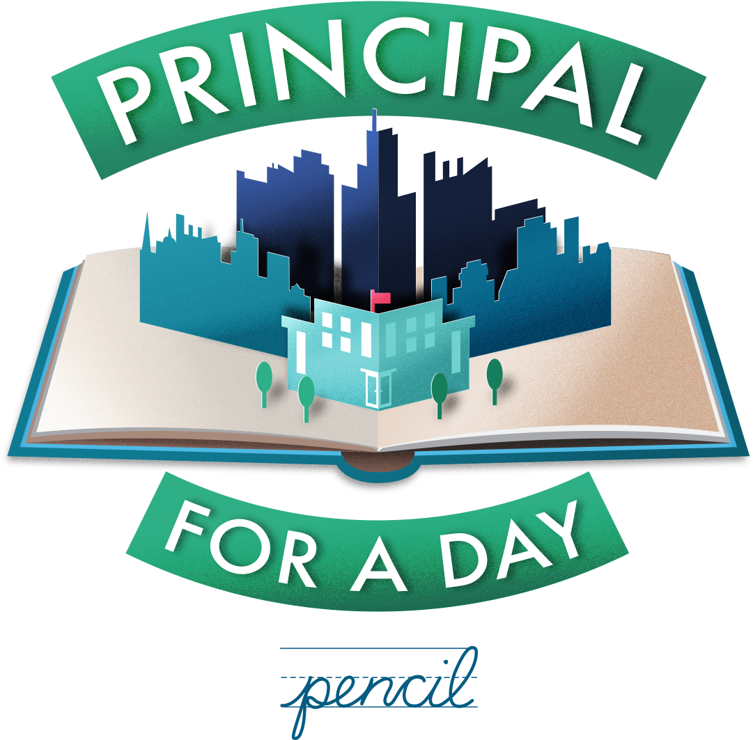 Principal For A Day.