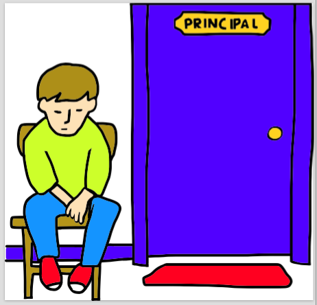 The Principal\'s Office.