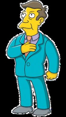 Principal Skinner.