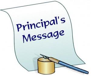 Principal Desk Clipart.