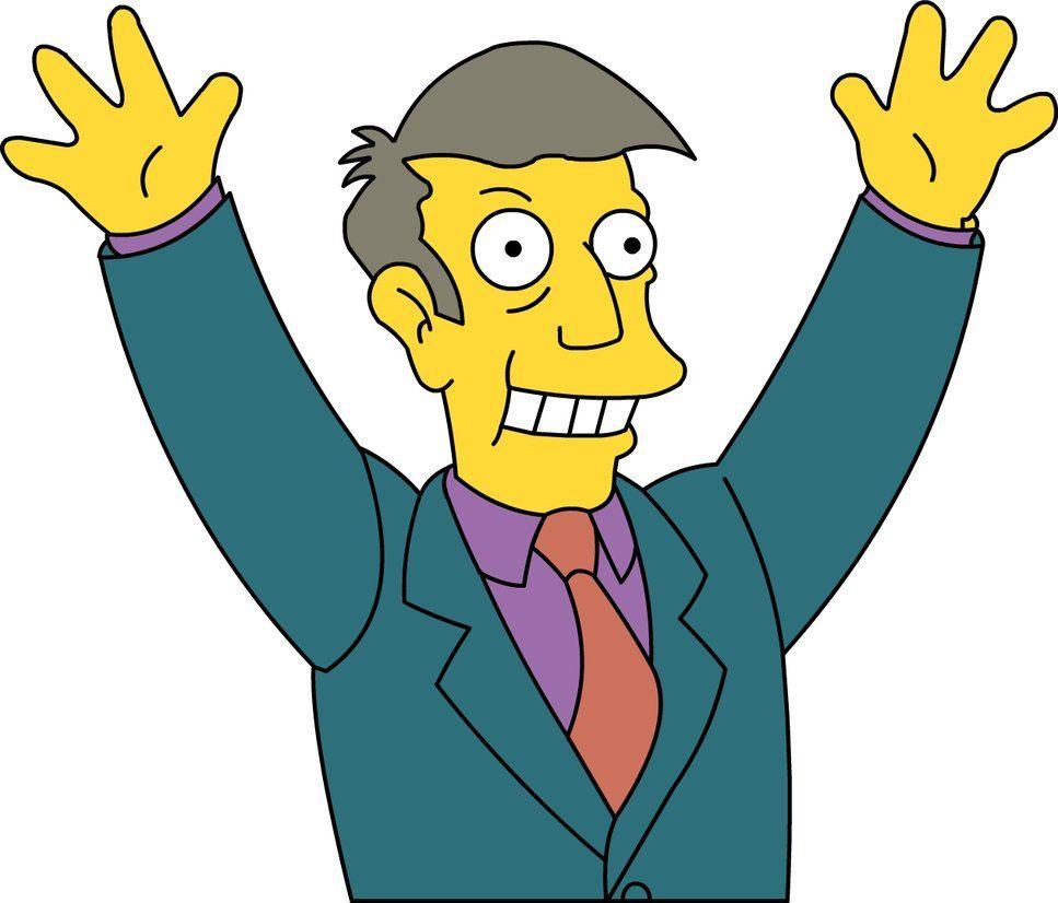 Seymour Skinner.