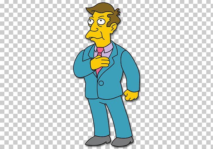 Principal Skinner Mr. Burns Moe Szyslak Lisa Simpson PNG.