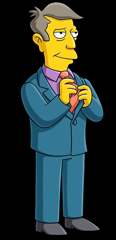 W. Seymour Skinner (born Armin Tamzarian),, a recurring.