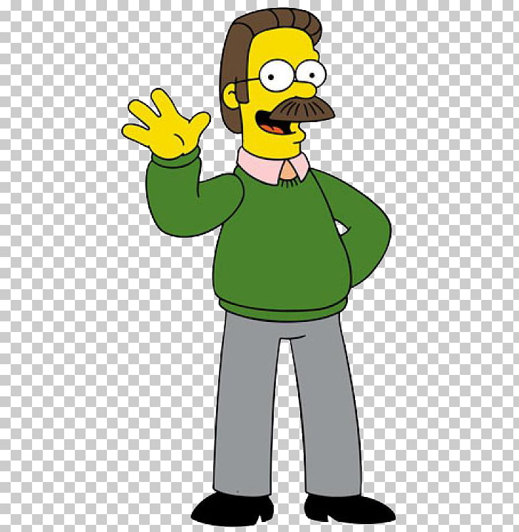 Ned Flanders The Simpsons: Tapped Out Mr. Burns Edna.