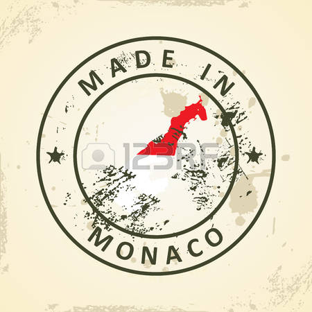 151 Principality Of Monaco Stock Vector Illustration And Royalty.