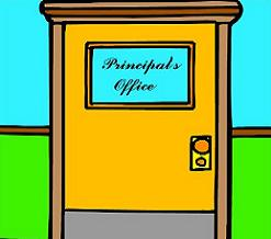 Free School Principal clipart.