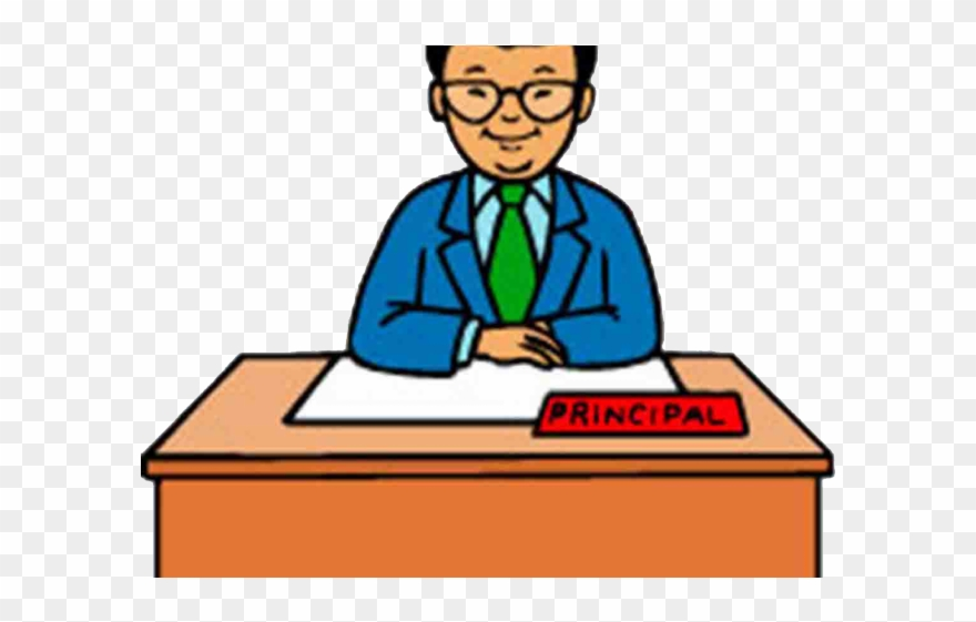 Office Clipart Principal\'s Office.