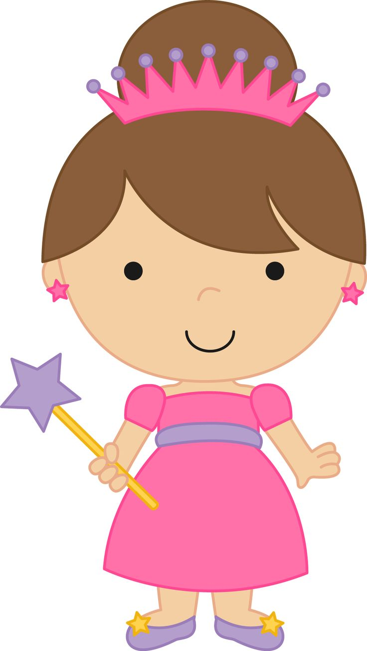 Princesses Clipart.