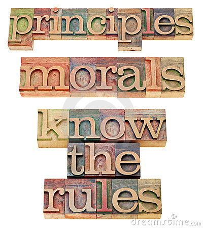 Principle Clip Art.