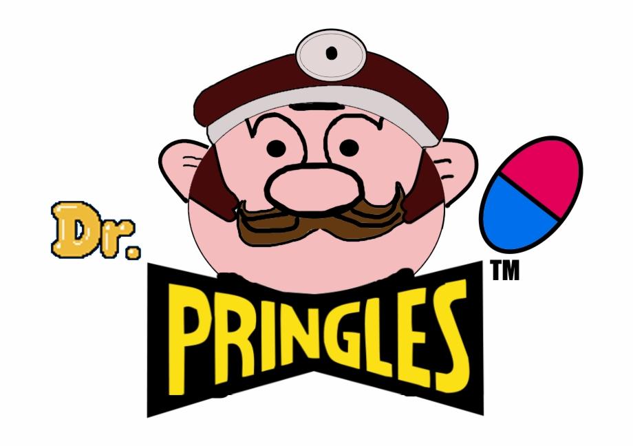 Image Old Pringles Logo.