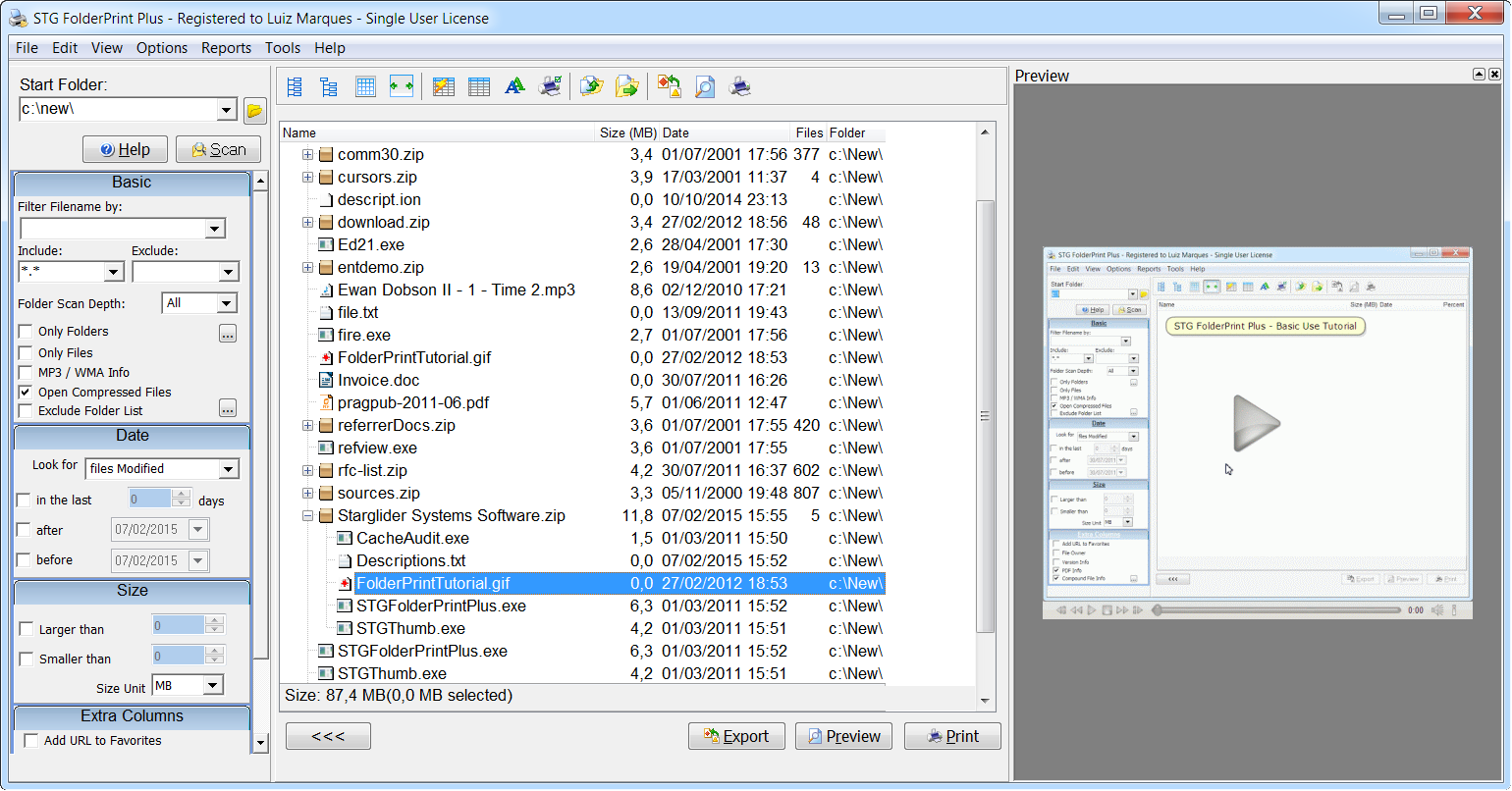 How to Print a ZIP File?.