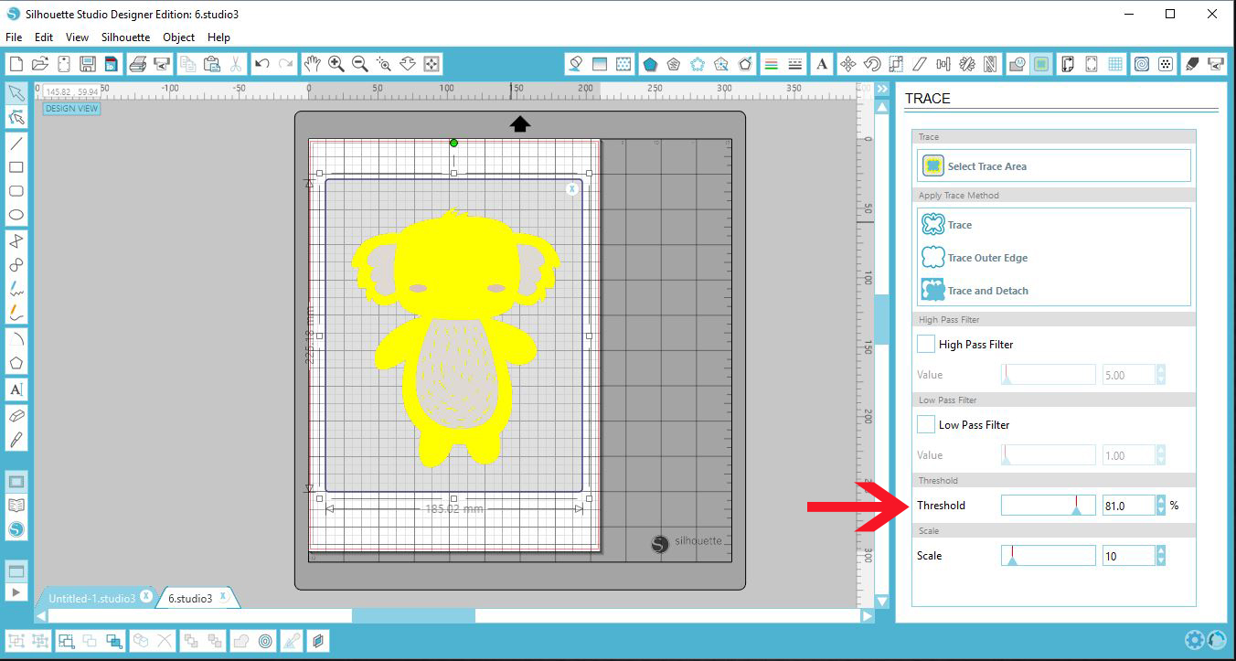 How To Print And Cut Clip Art In Silhouette.
